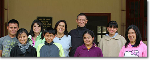 Quiver of Arrows Ministry serves in Guatemala, helping children raised in an orphanage.